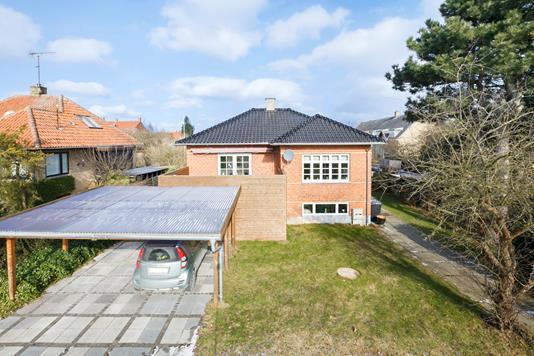 Villa på Nordkærvej i Rødovre - Ejendommen