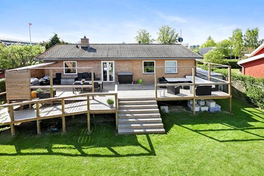 Villa på Rødager Alle i Rødovre - Entré