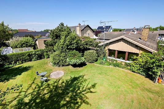 Villa på Nørregårdsvej i Rødovre - Have