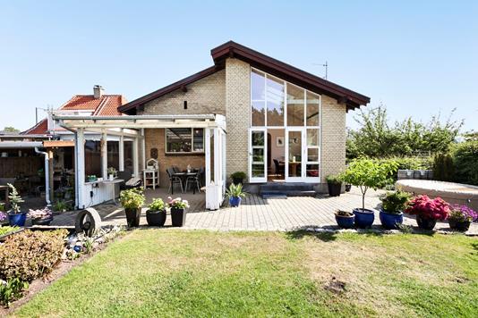Villa på Randrupvej i Rødovre - Ejendommen