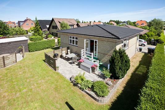 Villa på Skodborgvej i Rødovre - Ejendommen