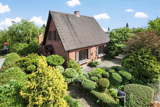 Villa på Grambyvej i Rødovre - Ejendommen