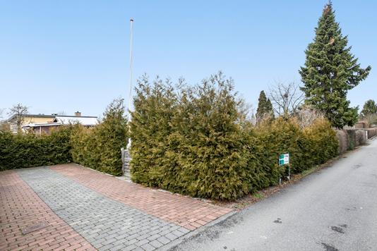Sommerhus på Dahliavej i Rødovre - Område