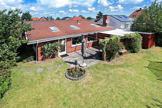 Villa på Risums Alle i Rødovre - Ejendommen