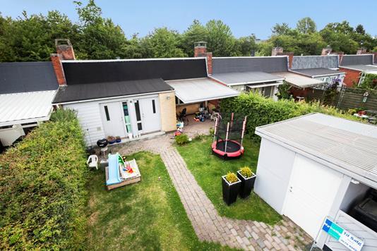Rækkehus på Brandholms Alle i Rødovre - Ejendommen
