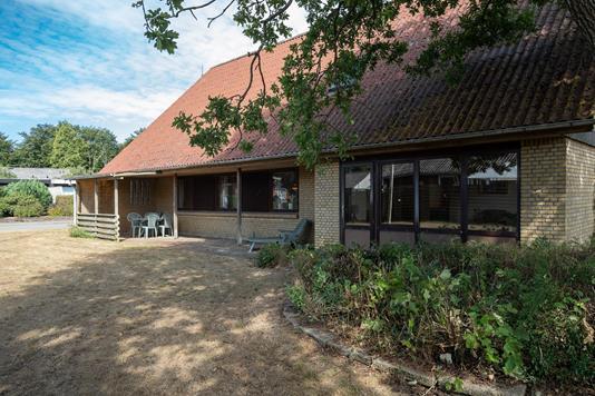 Villa på Bakken i Holsted - Ejendommen