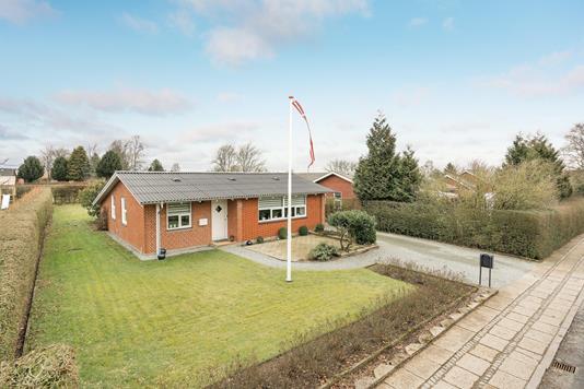 Villa på Baungårdsvej i Vejen - Ejendommen
