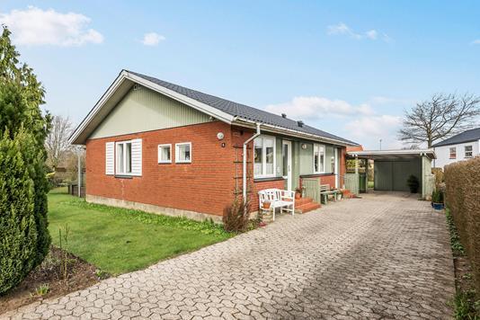 Villa på Birkevænget i Vejen - Ejendommen