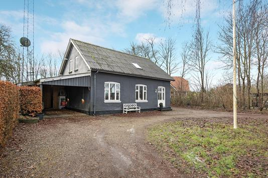 Villa på Gl. Esbjergvej i Vejen - Ejendommen