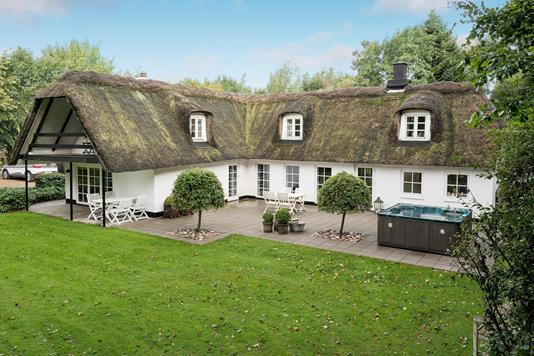 Villa på Grønnevej i Vejen - Ejendommen