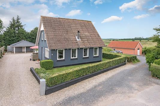 Villa på Grønnevang i Sommersted - Mastefoto
