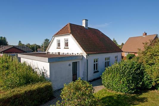 Villa på Hagensvej i Brørup - Ejendommen