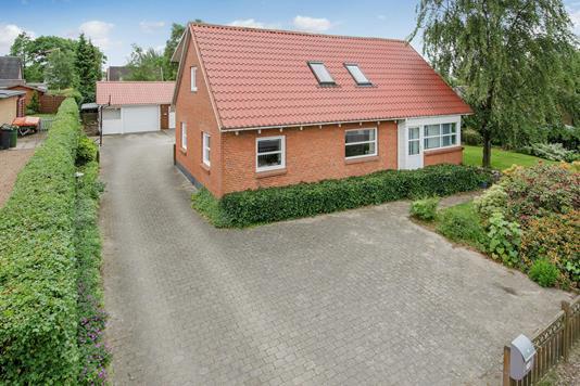 Villa på Koldingvej i Vejen - Ejendommen