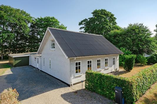 Villa på Kongeåvej i Brørup - Ejendommen