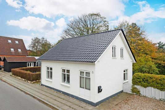 Villa på Korsgade i Vejen - Ejendommen
