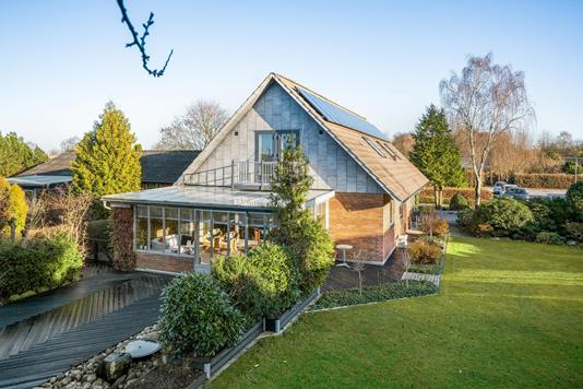 Villa på Landbovænget i Brørup - Ejendommen