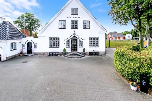 Villa på Melvangvej i Vejen - Ejendommen