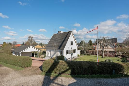 Villa på Jels Møllegade i Rødding - Ejendommen