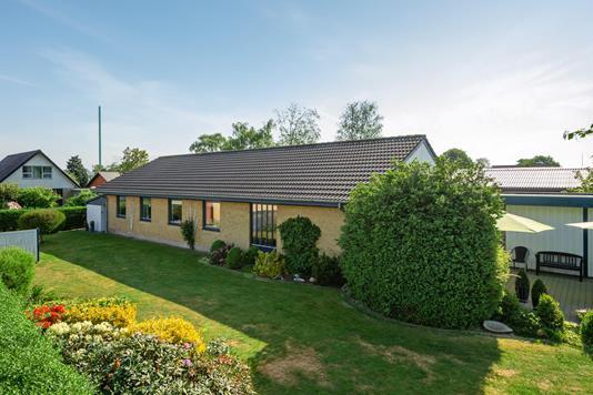 Villa på Nøddevej i Vejen - Ejendommen