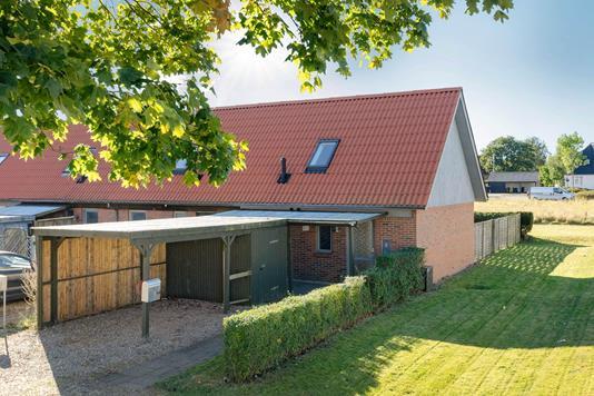 Villa på Nørregade i Bække - Ejendommen
