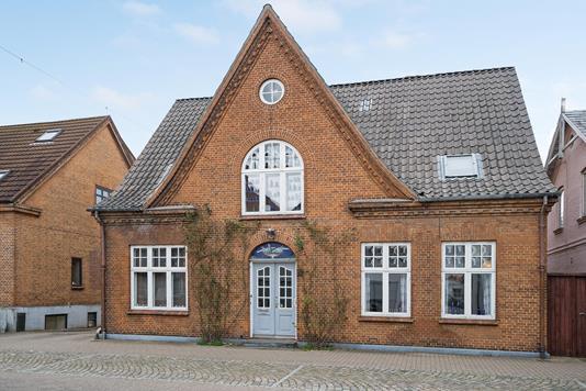 Villa på Nørregade i Vejen - Ejendommen