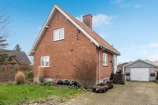 Villa på Nørregade i Brørup - Ejendommen