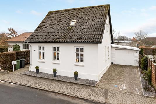 Villa på Nygade i Vejen - Ejendommen