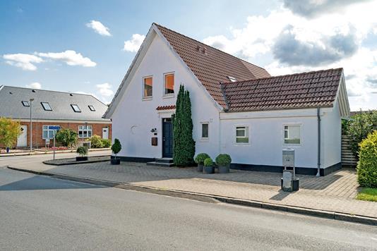 Villa på Plantagevej i Vejen - Ejendommen