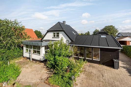 Villa på Ryttervej i Vejen - Ejendommen