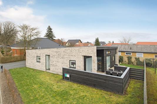 Villa på Skovvej i Vejen - Mastefoto