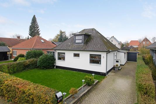 Villa på Solvang i Vejen - Ejendommen