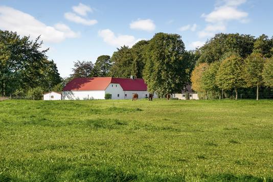 Villa på Staushedevejen i Gesten - Ejendommen