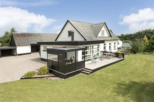 Villa på Storkevej i Gesten - Ejendommen