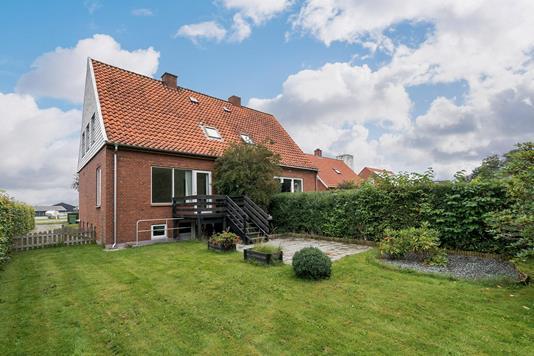 Villa på Skodborg Vestergade i Rødding - Ejendommen