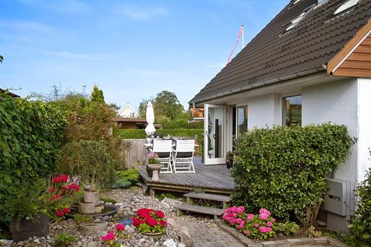 Villa på Omøvej i Korsør - Terrasse