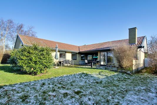 Villa på Egevej i Korsør - Ejendommen
