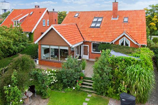 Villa på Skovvej i Korsør - Ejendommen