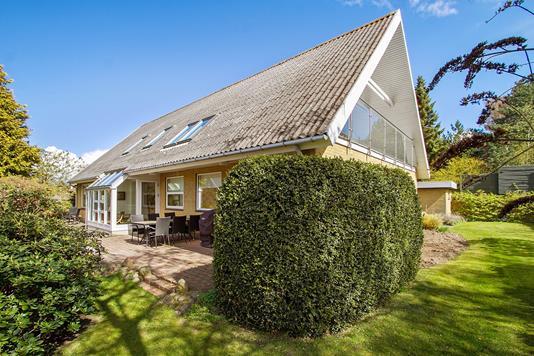 Villa på Kragekær i Korsør - Ejendommen
