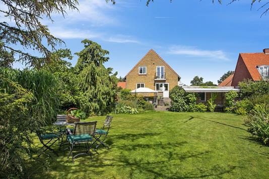 Villa på Teglgården i Korsør - Ejendommen