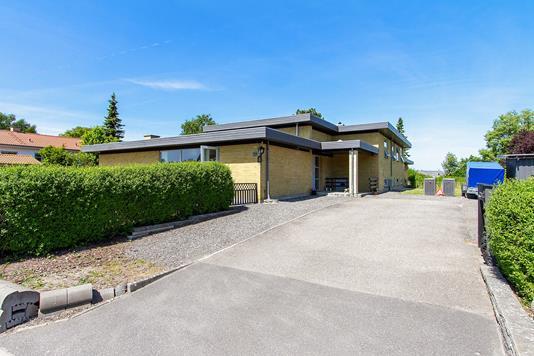 Villa på Halsebyvej i Korsør - Ejendommen