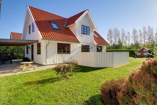 Villa på Vejsgårdparken i Vemmelev - Ejendommen