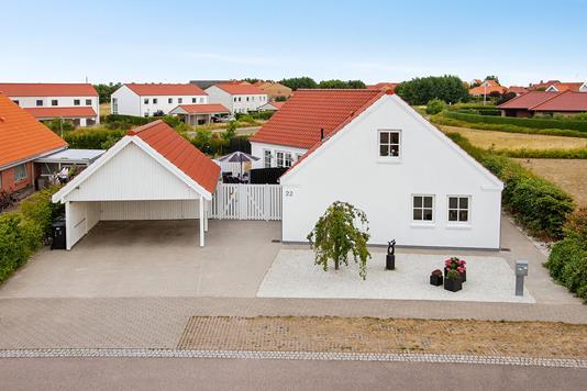 Villa på Musholmvej i Korsør - Ejendommen