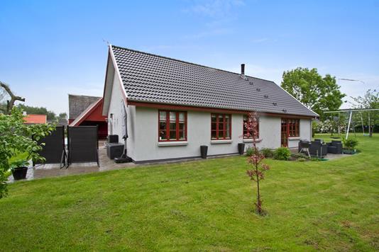 Villa på Tjærebyvej i Korsør - Ejendommen