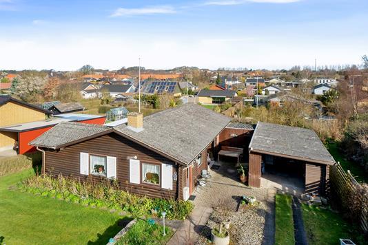 Villa på Svalevej i Korsør - Ejendommen