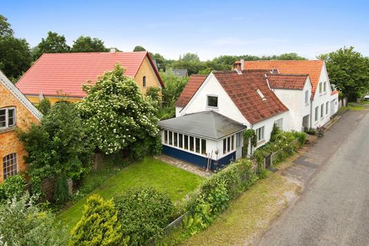Villa på Teglgårdsvej i Nyborg - Ejendommen
