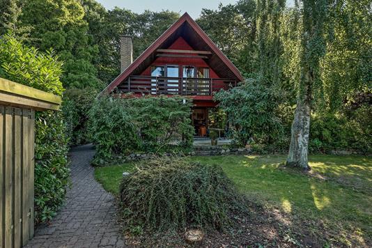 Villa på Skovvej i Nyborg - Ejendommen