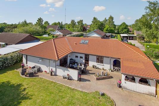 Villa på Hovmarken i Ullerslev - Ejendommen