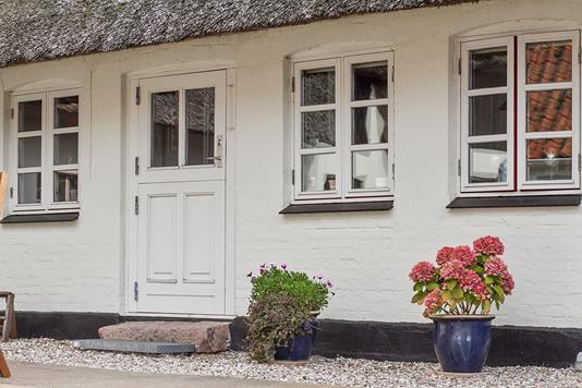 Villa på Søvej i Ullerslev - Ejendommen