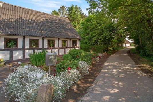 Villa på Sorteåvej i Ørbæk - Ejendommen
