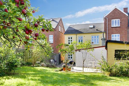 Villa på Sølystvej i Nyborg - Ejendommen